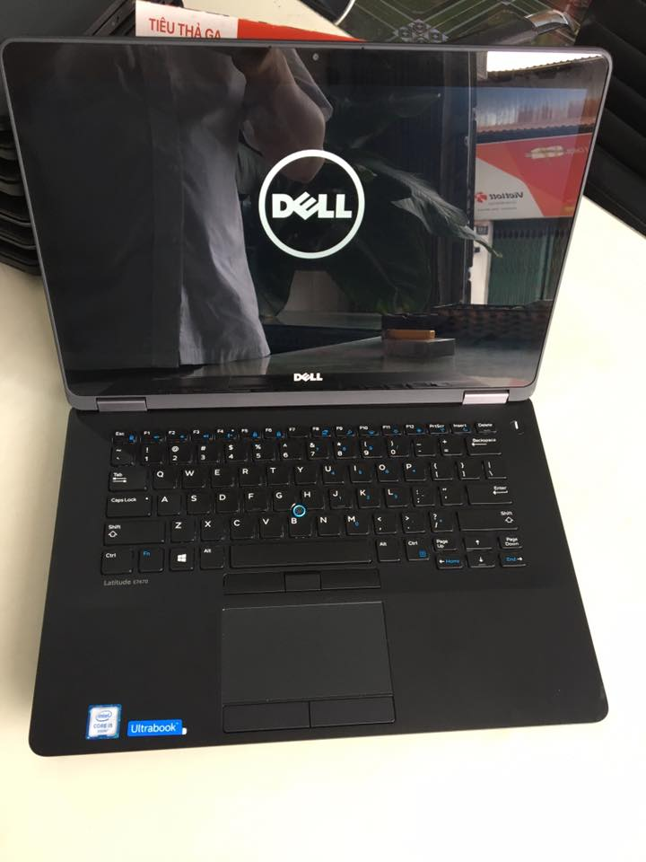 Laptop Cũ Dell Latitude 7470